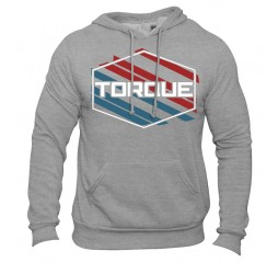 Surge Pullover Hoodie Gray