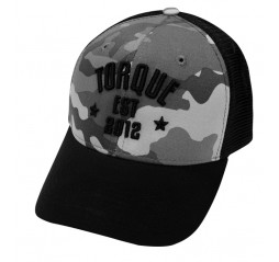 Tactic Curved Bill Snapback - Camo