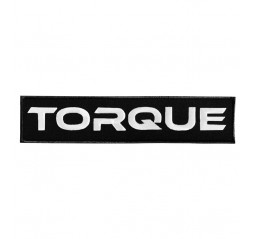 Torque Patch Black