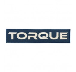 Torque Patch Blue